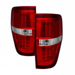 2009 Ford F150 LED Tail Lights