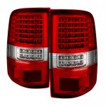 2004 Ford F150 Full LED Tail Lights