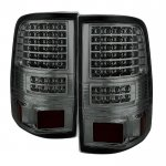 2007 Ford F150 Smoked Full LED Tail Lights