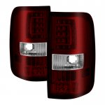 2004 Ford F150 Custom LED Tail Lights