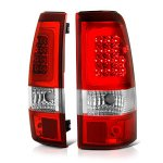 2003 Chevy Silverado LED Tail Lights Tube