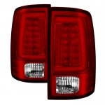 2009 Dodge Ram LED Tail Lights SS-Series