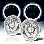 2014 Jeep Wrangler JK Headlights Conversion SMD LED Halo