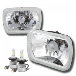 Dodge Ramcharger 1981-1984 LED Headlights Conversion Kit