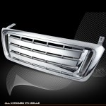 2004 Ford F150 Chrome Bar Grille