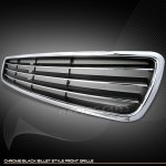 Audi S4 2000-2001 Chrome and Black Sport Grille