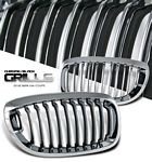 BMW E46 Coupe 3 Series 2003-2005 Chrome Sport Grille