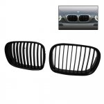 2003 BMW E39 5 Series Black Sport Grille