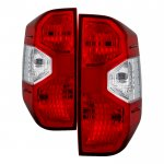2014 Toyota Tundra Tail Lights