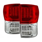 2013 Toyota Tundra Full LED Tail Lights