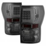 Toyota Tundra 2007-2013 Smoked LED Tail Lights