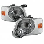 2006 Ford Explorer Headlights