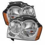 Jeep Grand Cherokee 2005-2007 Headlights