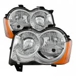 2009 Jeep Grand Cherokee Headlights