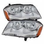 Dodge Avenger 2008-2014 Headlights