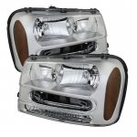 Chevy TrailBlazer 2002-2009 Headlights