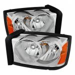 Dodge Dakota 2005-2007 Headlights