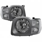 Nissan Xterra 2002-2004 Headlights