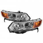 Honda Civic Coupe 2006-2011 Headlights