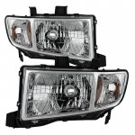 2009 Honda Ridgeline Headlights