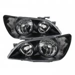 Lexus IS300 2001-2005 Black HID Headlights