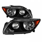 Scion tC 2005-2007 Black Headlights