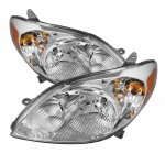 2005 Toyota Matrix Headlights