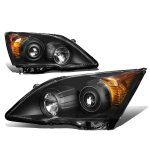 Honda CRV 2007-2011 Black Projector Headlights