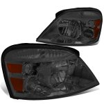 Ford Freestar 2004-2007 Smoked Headlights
