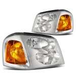 2006 GMC Envoy Headlights