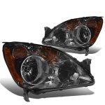 Honda CRV 2005-2006 Smoked Headlights