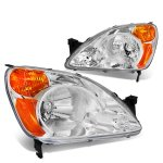 Honda CRV 2002-2004 Headlights