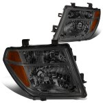 Nissan Pathfinder 2005-2007 Smoked Headlights