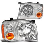 2003 Nissan Frontier Headlights