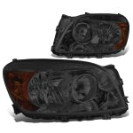 Toyota RAV4 2006-2008 Smoked Headlights
