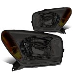 Toyota RAV4 2001-2003 Smoked Headlights