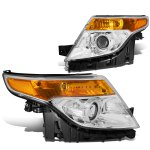 Ford Explorer 2011-2015 Projector Headlights