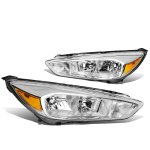 Ford Focus 2015-2018 Headlights