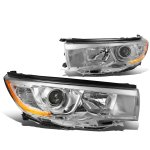 Toyota Highlander 2014-2016 Projector Headlights