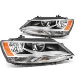 2015 VW Jetta Sedan Headlights