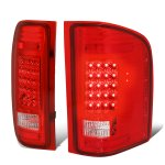 2013 Chevy Silverado 2500HD LED Tail Lights