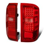2015 Chevy Silverado 2500HD LED Tail Lights