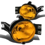 2009 Dodge Ram 2500 Yellow Fog Lights