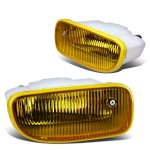 2004 Jeep Grand Cherokee Yellow Fog Lights