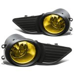 Toyota Sienna 2011-2017 Yellow Fog Lights