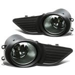 Toyota Sienna 2011-2017 Smoked Fog Lights