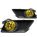 Dodge Charger 2011-2014 Yellow Fog Lights