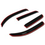 Chevy HHR 2006-2011 Tinted Side Window Visors Deflectors