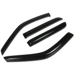 Honda CRV 1997-2001 Tinted Side Window Visors Deflectors