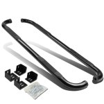 Dodge Durango 1998-2003 Black Nerf Bars
